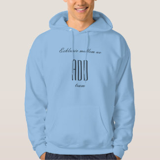 Medlem av ADD-team Sweatshirt Med Luva