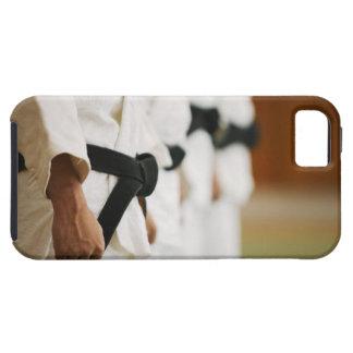 Medlemmar av en uppställd JudoDojo iPhone 5 Skydd