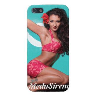MeduSirena iphone case! iPhone 5 Hud