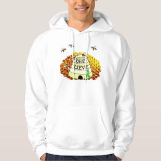 Medvetenhet för Bi-Lieve honungskakaLyme sjukdom Munkjacka