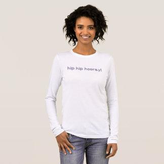 Medvetenhet för höfthöftHooray Dysplasia T-shirts
