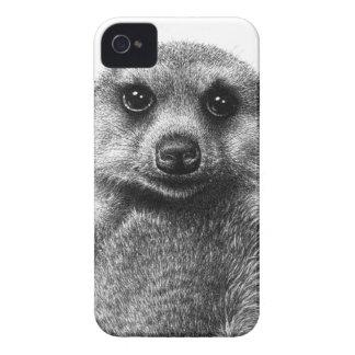 Meerkat blackberry boldFodral-Kompis fodral iPhone 4 Case-Mate Fodral