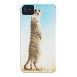 Meerkat blackberry boldFodral-Kompis fodral Case-Mate iPhone 4 Fodral