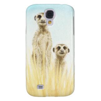 Meerkats Galaxy S4 Fodral