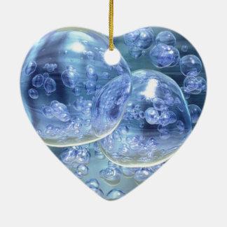 Mega bubblar bubblig roligt julgransprydnad keramik