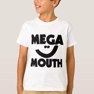 Mega mun tee shirts