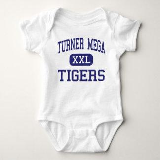 MEGA tigermagnet St Louis för turner Tee Shirt