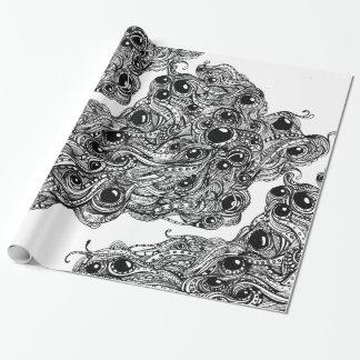 Megadoodle klassiker som slår in papper presentpapper
