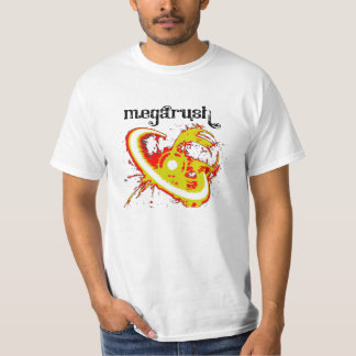Megarush explosionT-tröja Tee Shirts