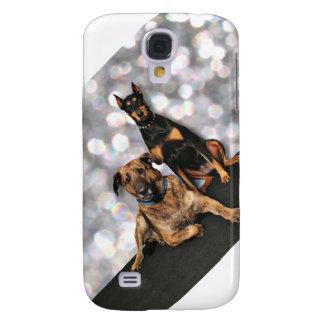 Megyan Doberman - Berkeley Mastiff X Galaxy S4 Fodral