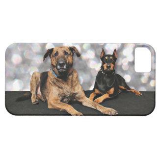 Megyan Doberman - Berkeley Mastiff X iPhone 5 Fodraler