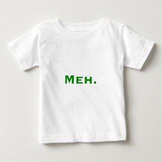 Meh. Gula gröna rosor T-shirt