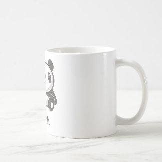 Meh Panda Kaffemugg