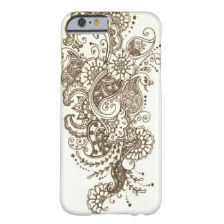 Mehndi Barely There iPhone 6 Fodral
