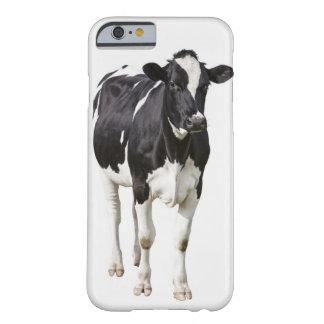 Mejeriko (Bostaurus) på vitbakgrund Barely There iPhone 6 Skal