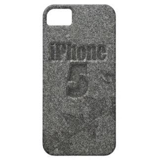 mejslat fodral för granitiPhone 5 iPhone 5 Fodraler
