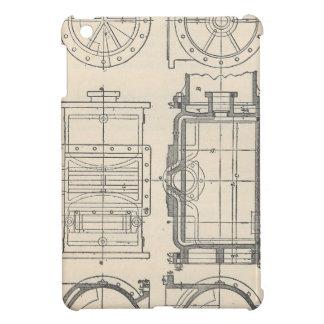 Mekaniker Pocletbook iPad Mini Skydd