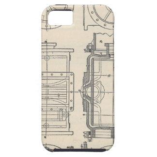 Mekaniker Pocletbook iPhone 5 Hud