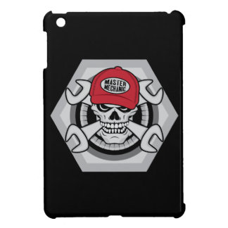 Mekaniker Skull-01 iPad Mini Mobil Skal