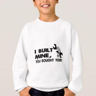 Mekanikern som byggas bryter t-shirt