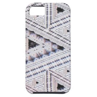 Mekanisk Fractal för berg 3D iPhone 5 Case-Mate Skydd