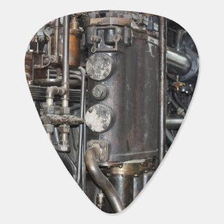 Mekanisk gitarr Plektrum
