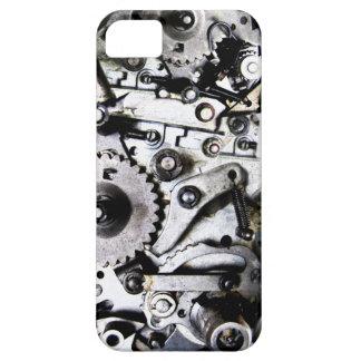 Mekaniska industriella Steampunk utrustar fodral Barely There iPhone 5 Fodral