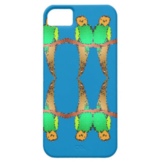 mekaniskt säga efter fåglar för fodral iphone5 iPhone 5 Case-Mate skydd