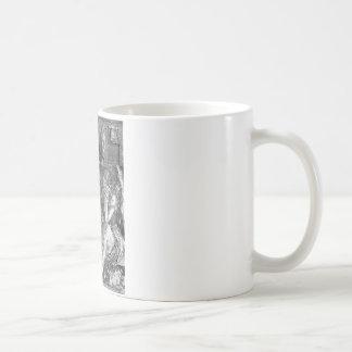 Melancholia av Albrecht Durer Kaffemugg