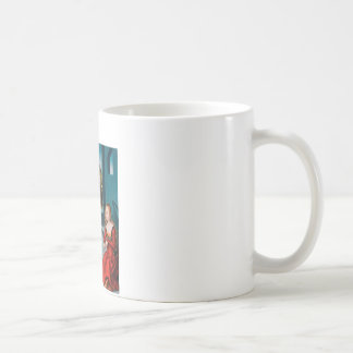 Melankoliskt vid Lucas Cranach fläderen Kaffemugg
