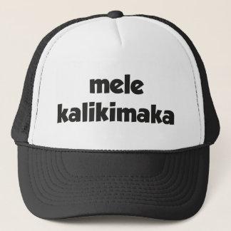 Mele Kalikimaka Truckerkeps