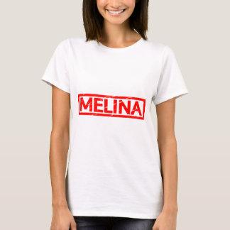 Melina frimärke t shirt