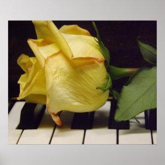 Melodi av en roaffisch poster