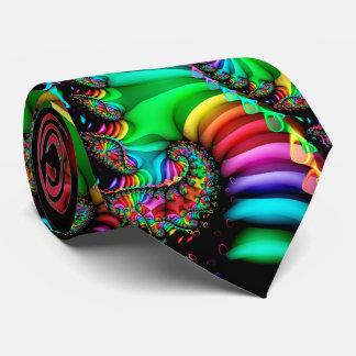 Melodisk regnbågeFractalspiral Slips