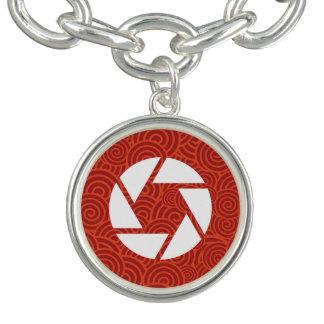 Membranen cirklar pictogramen armband