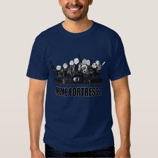 Meme för lag för blått för Meme fästning 2 skjorta Tröja