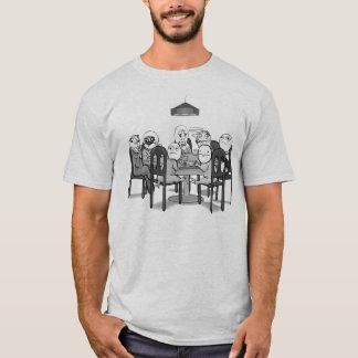 Memes pokerbord med mig Gusta Okansikte etc. T-shirt