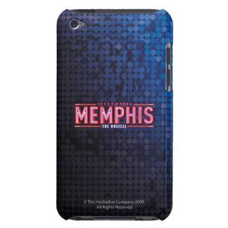 MEMPHIS - den musikaliska logotypen Barely There iPod Case