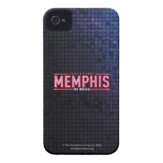 MEMPHIS - den musikaliska logotypen Case-Mate iPhone 4 Skydd