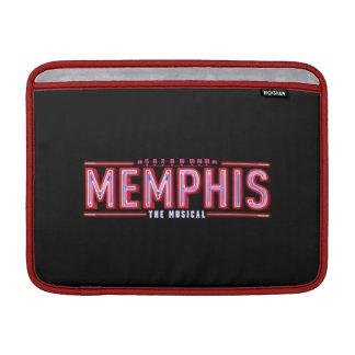 MEMPHIS - den musikaliska logotypen Sleeve För MacBook Air