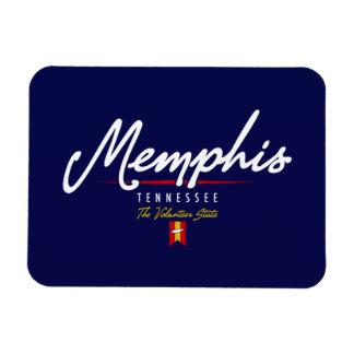 Memphis skrivar magnet