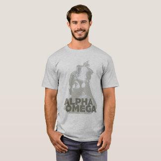 Menen för alfabetiskOmega Haile Selassie Empress T-shirts