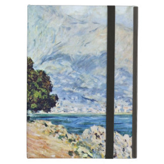 Menton som ses från locket Martin av Claude Monet iPad Air Skal