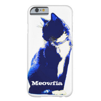 Meowfia katt barely there iPhone 6 fodral