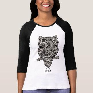 Meowl T Shirts