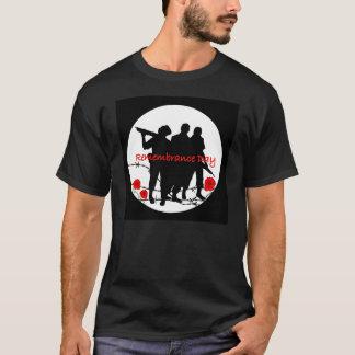 Mer än en minnedag T-tröja T-shirts
