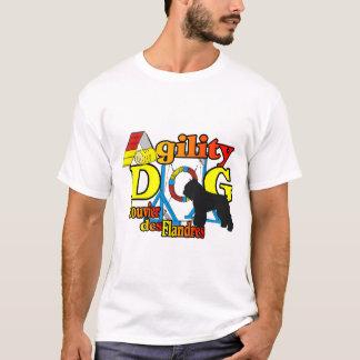 mer bouvier gåvor för des-flandresagility tshirts