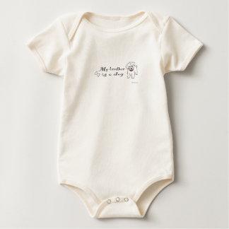 Mer design för hund aveln W/This Body För Baby