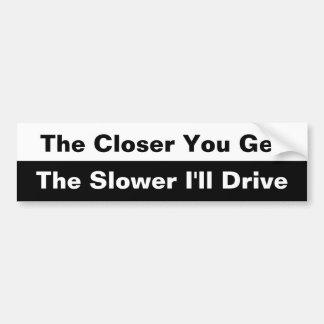 Mer nära får du bildekalet bildekal