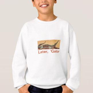 Mer sistnämnd alligatortröja tshirts
